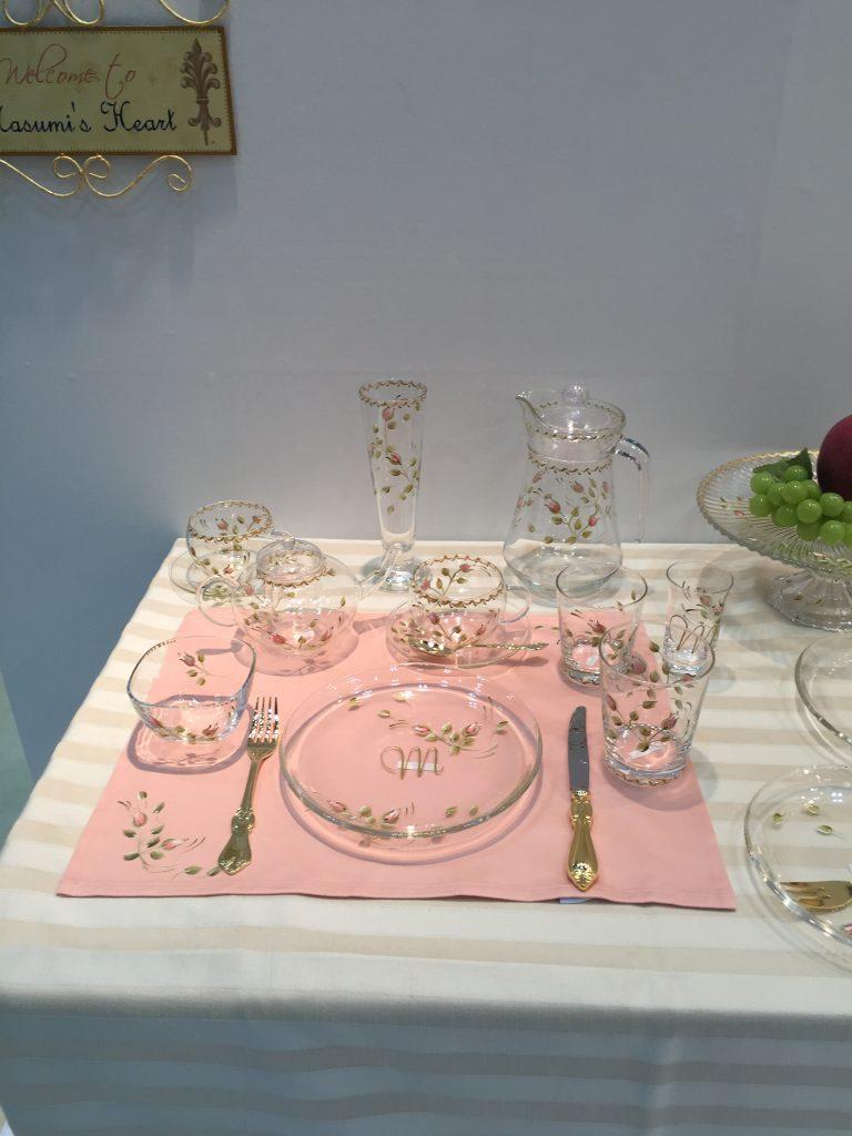 50代の結婚・再婚のウェディングテーブル